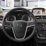 Opel Mokka Cockpit, Lenkrad, Navi, Instrumente