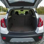 Opel Mokka Kofferraum mit 356 Liter Volumen