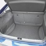 Der Kofferraum des neuen Skoda Rapid (2012)