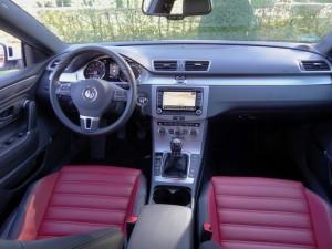 Bilder vom Volkswagen CC 1.8 TSI - Innenraum