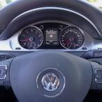 Volkswagen CC 1.8 TSI Bildergalerie - Tacho