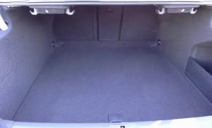 Fotos vom Volkswagen CC 1.8 TSI - Der Kofferraum