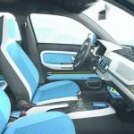 Der Innenraum des VW Taigun