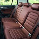 Das Interieur des Volkswagen Golf 7