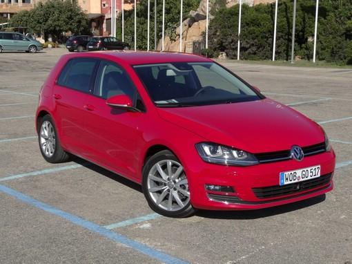 2012 Volkswagen Golf Exterieur