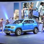 Volkswagen Taigun auf der Messe in Brasilien