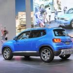 Volkswagen Taigun auf der Automesse in Sao Paulo