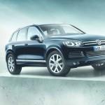 VW Touareg als Sondermodell Edition X