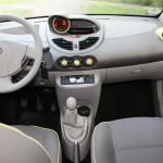 Das Armaturenbrett des Renault Twingo Liberty 1.2 Phase II