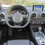 MMI Navigation plus im Audi A3 Sportback