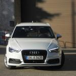Die Lufteinlässe des Audi A3 Sportback