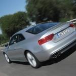 Audi A5 Coupe Modell 2015 in der Heckansicht