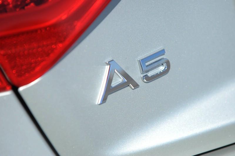 2015-er Audi A5
