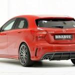 Die Brabus-Version der Mercedes-Benz A-Klasse - Tuning-Bilder