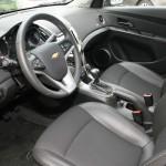 Das Interieur des Chevrolet Cruze 2.0 TD LTZ Station Wagon