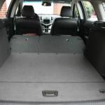 Der Laderaum des Chevrolet Cruze 2.0 TD LTZ Station Wagon