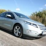 Der Chevrolet Volt in der Seitenansicht - Bildergalerie