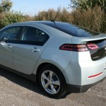 Das Exterieur des Chevrolet Volt