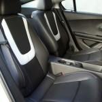 Die Fondsitze im Chevrolet Volt