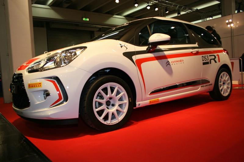 Essen Motor Show 2012: Citroen DS3 R1