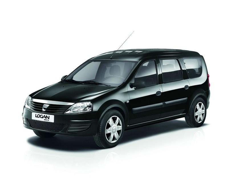 Dacia Logan MCV Sondermodell Forever in schwarz