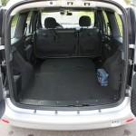 Der Gepäckraum des Dacia Logan MCV