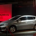 Die neue Generation des Toyota Auris (Modelljahr 2013)