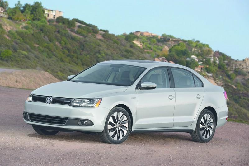 Der neue VW Jetta Hybrid auf amerikanischen Straßen
