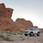 Der Ener-G-Force ist das neue Konzeptauto von Mercedes