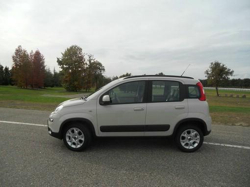 Die neue Fiat Panda Erdgas-Variante Natural Power