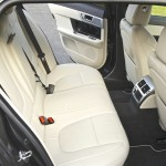 Die Fondsitze des Jaguar XF Sportbrake
