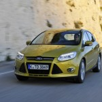 Ford Focus 1,0 EcoBoost mit 100 PS