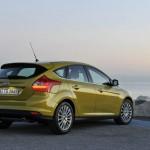 Ford Focus mit neuem 1,0 EcoBoost-Motor