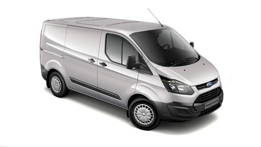 Ford-Kastenwagen Transit Custom Econetic 2012