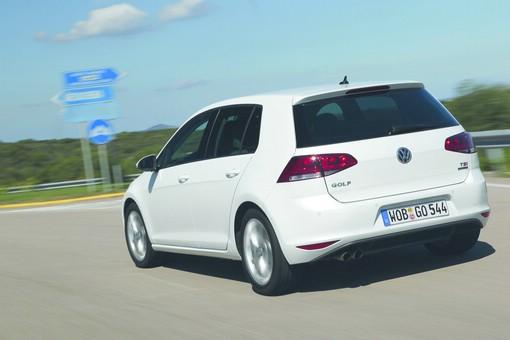 Neuer Golf7 von VW