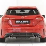 Mercedes-Benz A-Klasse von Brabus von hinten