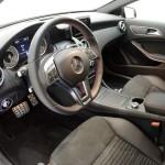 Das Interieur der Brabus-Version der Mercedes-Benz A-Klasse