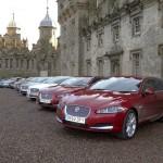 Jaguar XF Sportbrake in verschiedenen Farben