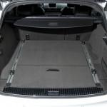 Der Kofferraum des Jaguar XF Sportbrake