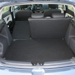 Der Kofferraum des Kia ceed 1.4 CRDi 90