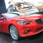 Der neue Mazda 6 auf der Los Angeles Auto Show 2012