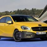 Bilder vom Mercedes-Benz A45 AMG