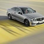 Der Mercedes-Benz C 250 Sport beim Test