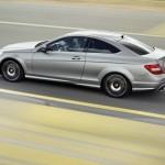 Mercedes-Benz C 250 Sport auf der Teststrecke