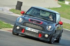 Mini John Cooper Works GP unterwegs auf der Nürburgring-Nordschleife