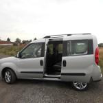 Opel Combo Pkw 1.6 CDTI in Silbe von der Seite