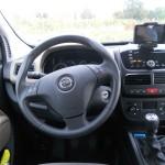 Hier nimmt der Fahrer Platz - Opel Combo Pkw 1.6 CDTI