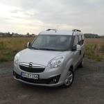 Das Exterieur des Opel Combo 1.6 CDTI (Front)