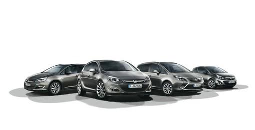 Die neue Opel-Sondermodelle Active