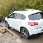 Peugeot 4008 4AWD für das Gelände